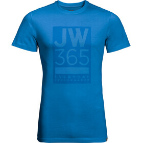 Jack Wolfskin 365 T-Shirt Men sky blue